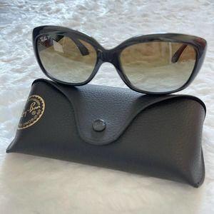 Ray Ban Jackie Ohh RB4101 Polarized Sunglasses